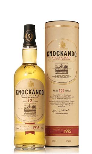 Knockando 12 años (speyside whisky) - Mariano Madrueño