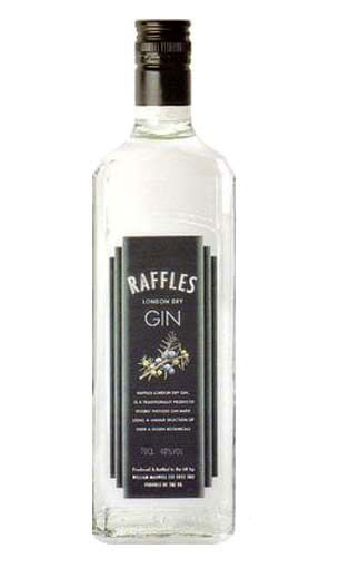 Comprar Raffles (ginebra inglesa) - Mariano Madrueño