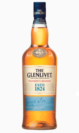 Comprar Glenlivet Founder Reserve (whisky 12 años) - Mariano Madrueño