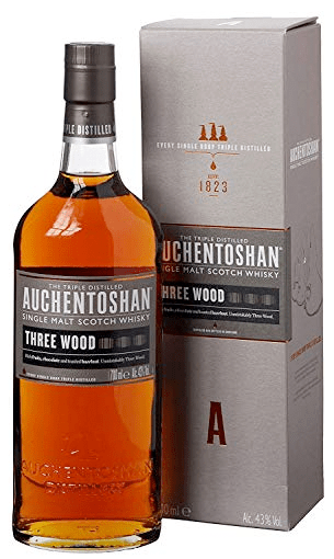 auchentoshan Three Wood - Comprar whisky escocés