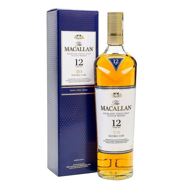 Macallan 12 Años Double Cask - Comprar whisky online