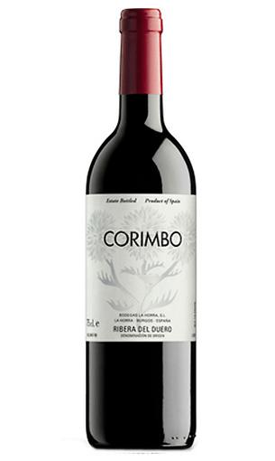 Corimbo vino alta expresión Ribera del Duero