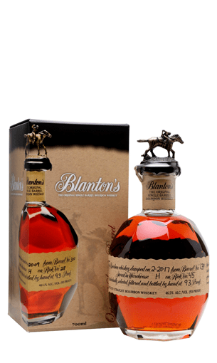 Comprar Blanton's Original (bourbon) - Mariano Madrueño