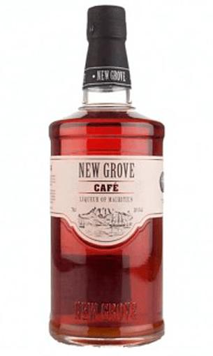 Comprar New Grove Licor de Café 26º (ron agrícola de las Islas Mauricio)