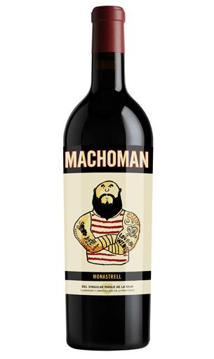 Comprar Machoman (vino tinto de Jumilla) - Mariano Madrueño