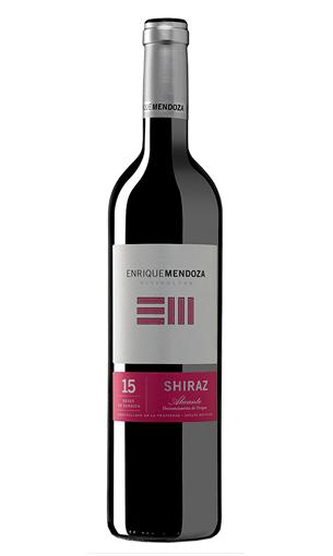 Enrique Mendoza Shiraz (vino tinto de Alicante) - Comprar vino online