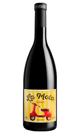 La Moto Garnacha - Comprar vino tinto online Calatayud
