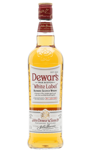 Dewards White Label litro- Comprar whisky escocés
