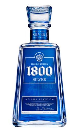 1800 Silver - Comprar tequila mexicano