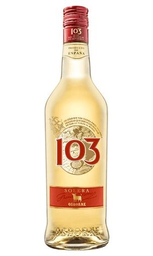 Brandy 103 Solera Osborne
