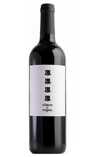Comprar Cinco de Copas - Vino tinto de Toro