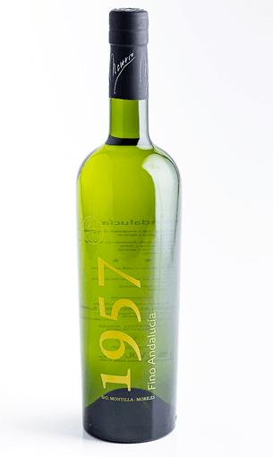 Fino Andalucía 1957 - Comprar vinos generosos
