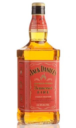 Jack Daniels Fire - Comprar bourbon