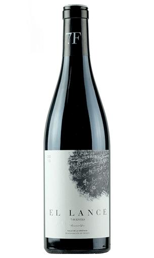 7 Fuentes El Lance - Comprar vino crianza Valle de la Octava