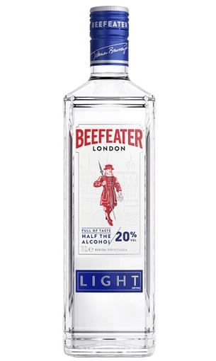 Beefeater Light 20 grados - Comprar london dry gin