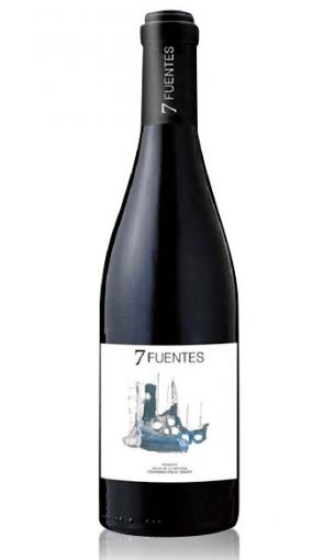 7 Fuentes tinto (Orotava)
