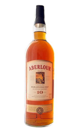 Whisky Aberlour 10 años