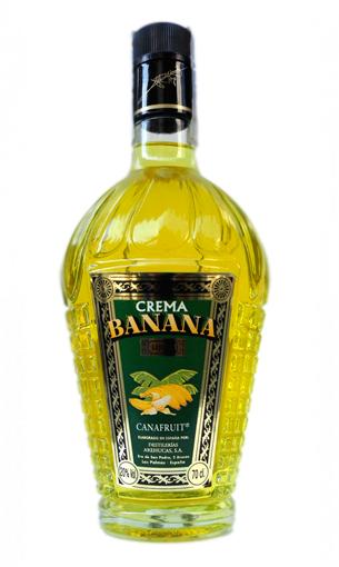 Comprar Arehucas Crema Banana Canafruit - Mariano Madrueño