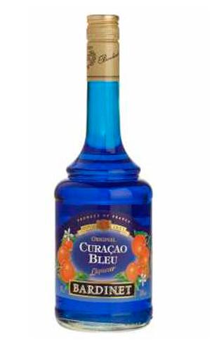 Comprar Bardinet Curacao Azul (España) - Mariano Madrueño
