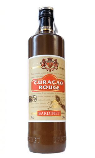 Comprar Bardinet Curacao Rojo (licor) - Mariano Madrueño