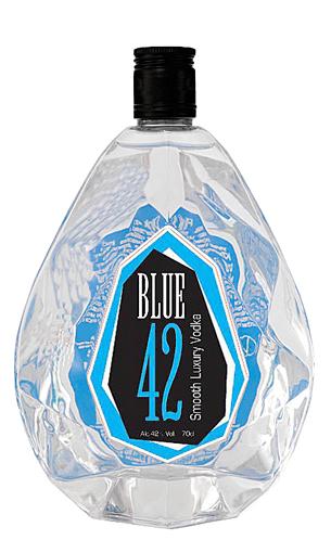 Comprar Blue 42 (vodka inglés) - Mariano Madrueño