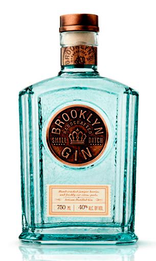 Brooklyn gin - Licorería Mariano Madrueño