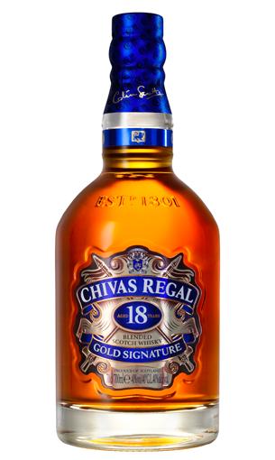Comprar Chivas Regal 18 años (whisky) - Mariano Madrueño