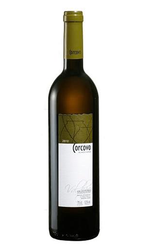 Corcovo airen blanco (vino de Valdepeñas) - Mariano Madrueño