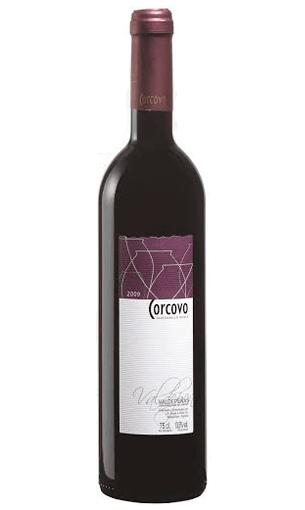Corcovo roble (vino tinto de Valdepeñas) - Mariano Madrueño