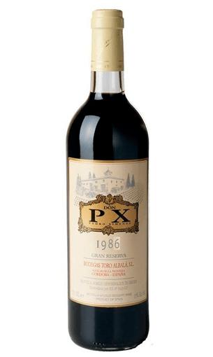 Don PX Gran Reserva vino generoso