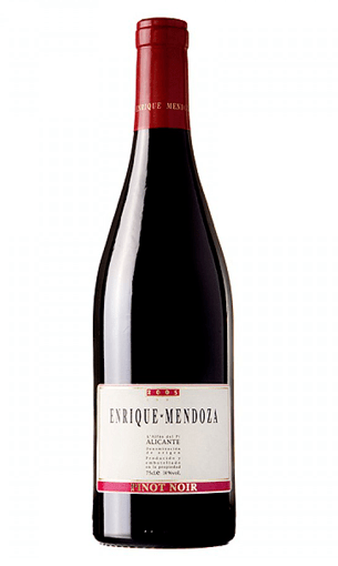 Enrique Mendoza - Comprar vino tinto Pinot Noir