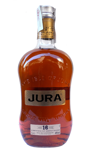Comprar Isle of Jura 16 años litro (whisky) - Mariano Madrueño