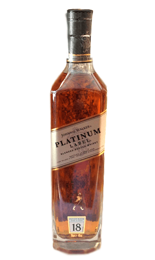 Comprar Johnnie Walker Platinum Label (whisky) - Mariano Madrueño