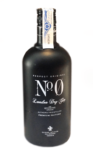 Comprar London nº0 Dry Gin - Licores Mariano Madrueño