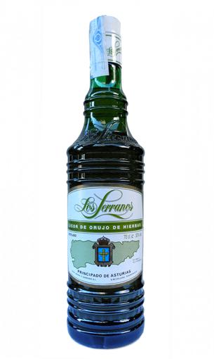 Los Serrano Licor de Orujo de Hierbas (Asturias) - Mariano Madrueño