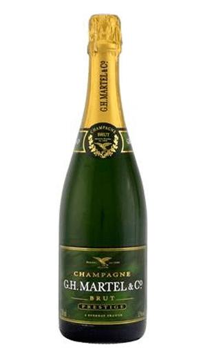 Martel Prestige champagne