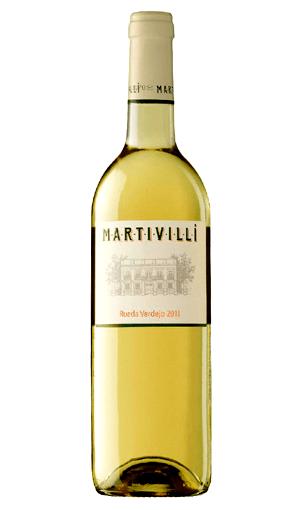 Martivilli Verdejo - Comprar vino blanco