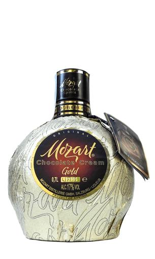 Mozart Gold Crema de Chocolate (Austria) - Mariano Madrueño
