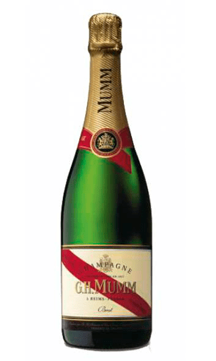 Comprar Mumm cordón rojo (Cordon Rouge) - Champagne