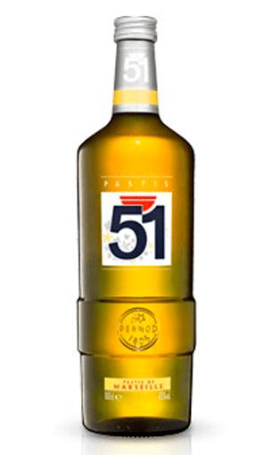 Pastis 51 (licor francés)