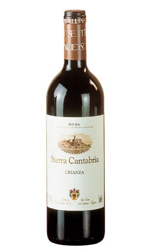 Sierra Cantábrica Crianza - Comprar vino Rioja