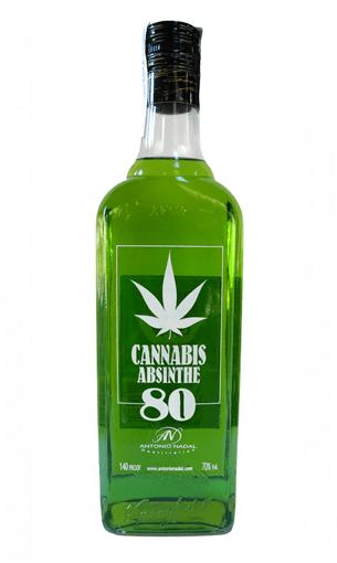 Comprar Tunel 80 Cannabis (absenta de Mallorca) - Mariano Madrueño