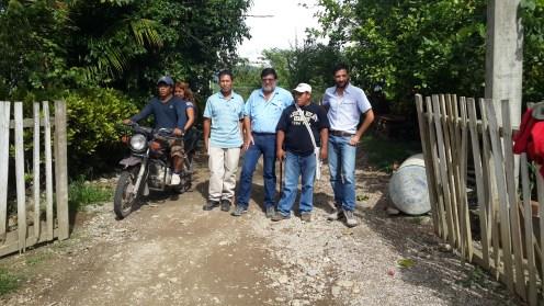San Martín de Pagoa con David Veliz