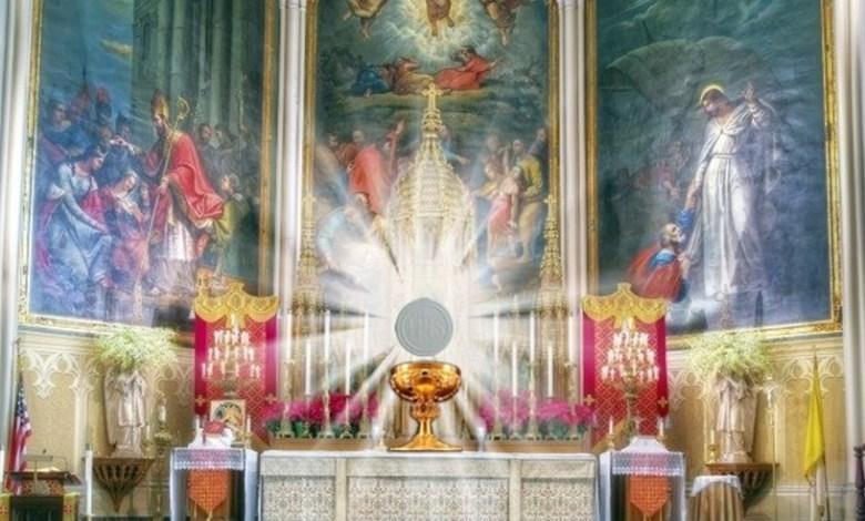 Photo of 12 من أقوال القديسين عن سر الإفخارستيا المقدس