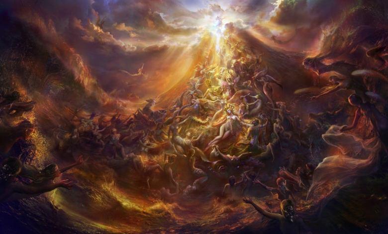 Photo of كل ما يجب على المسيحي أن يعرف عن الموت ، السماء، المطهر وجهنّم!