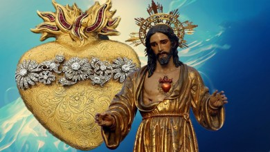Photo of تحية الىقلب يسوع الكليّ القداسة