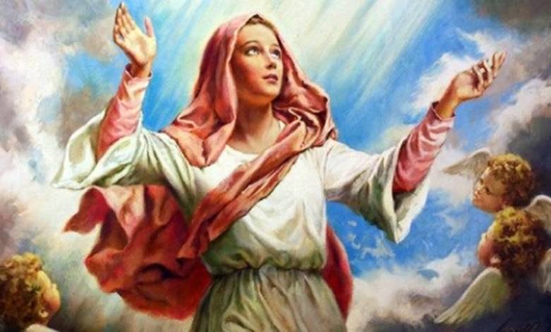 Photo of تساعية عيد إنتقال مريم العذراء الى السماء – اليوم التاسع