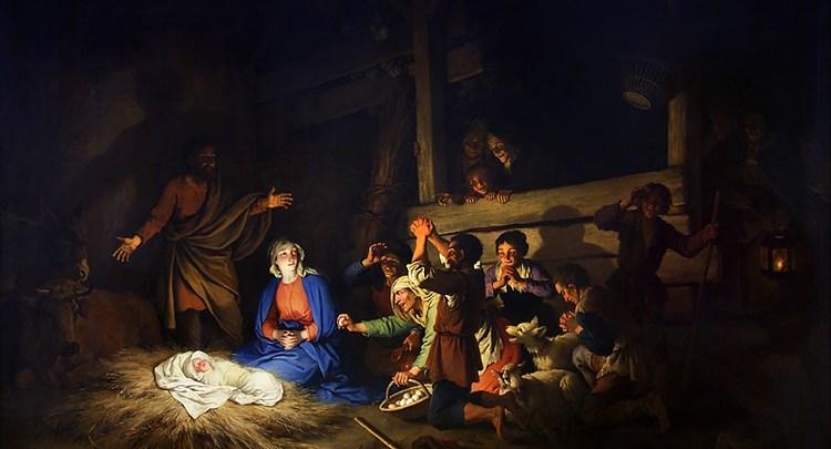 Photo of تساعية الميلاد المجيد – اليوم الرابع