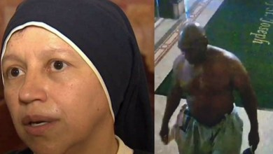 Photo of بالفيديو رجل نصف عاري يدخل كاتدرائية القديس يوسف في نيويورك ويهدّد بقتل راهبة كانت تصلي