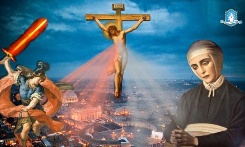Photo of رؤيا الطوباوية آن كاثرين إيميريك عن الكنيسة والجراحات المقدسة: